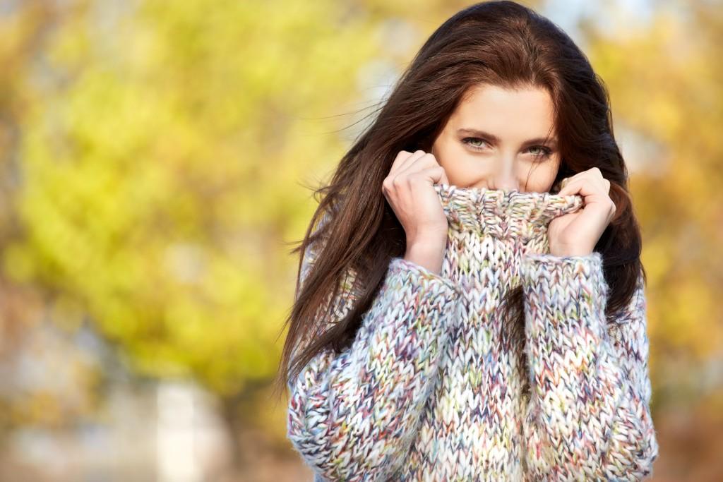 Sweter damski na jesień
